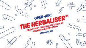The Herbaliser zakončí festival Mladí ladí jazz na open-air koncertě na Karlově náměstí