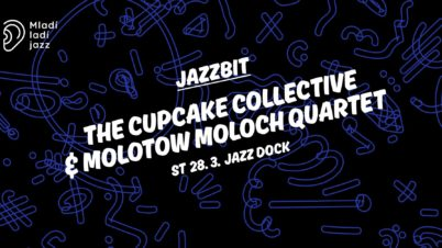 Jazzbit: The Cupcake Collective & Molotow Moloch Quartet