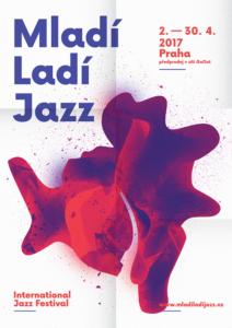 Mladí Ladí Jazz 2017 plakát flyer