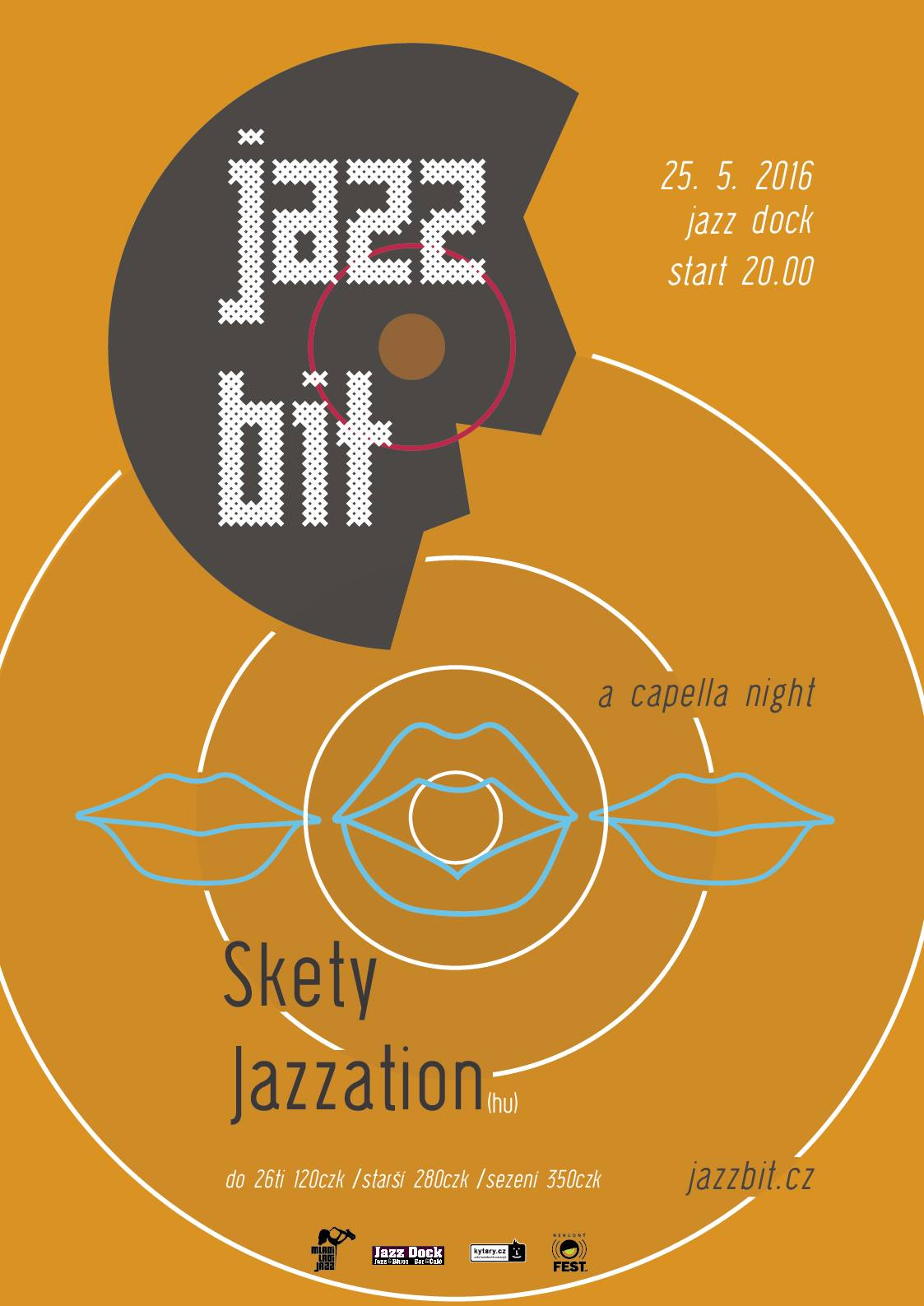Jazzbit – Jazzation /HU/ + Skety /CZ/ – A Cappella night