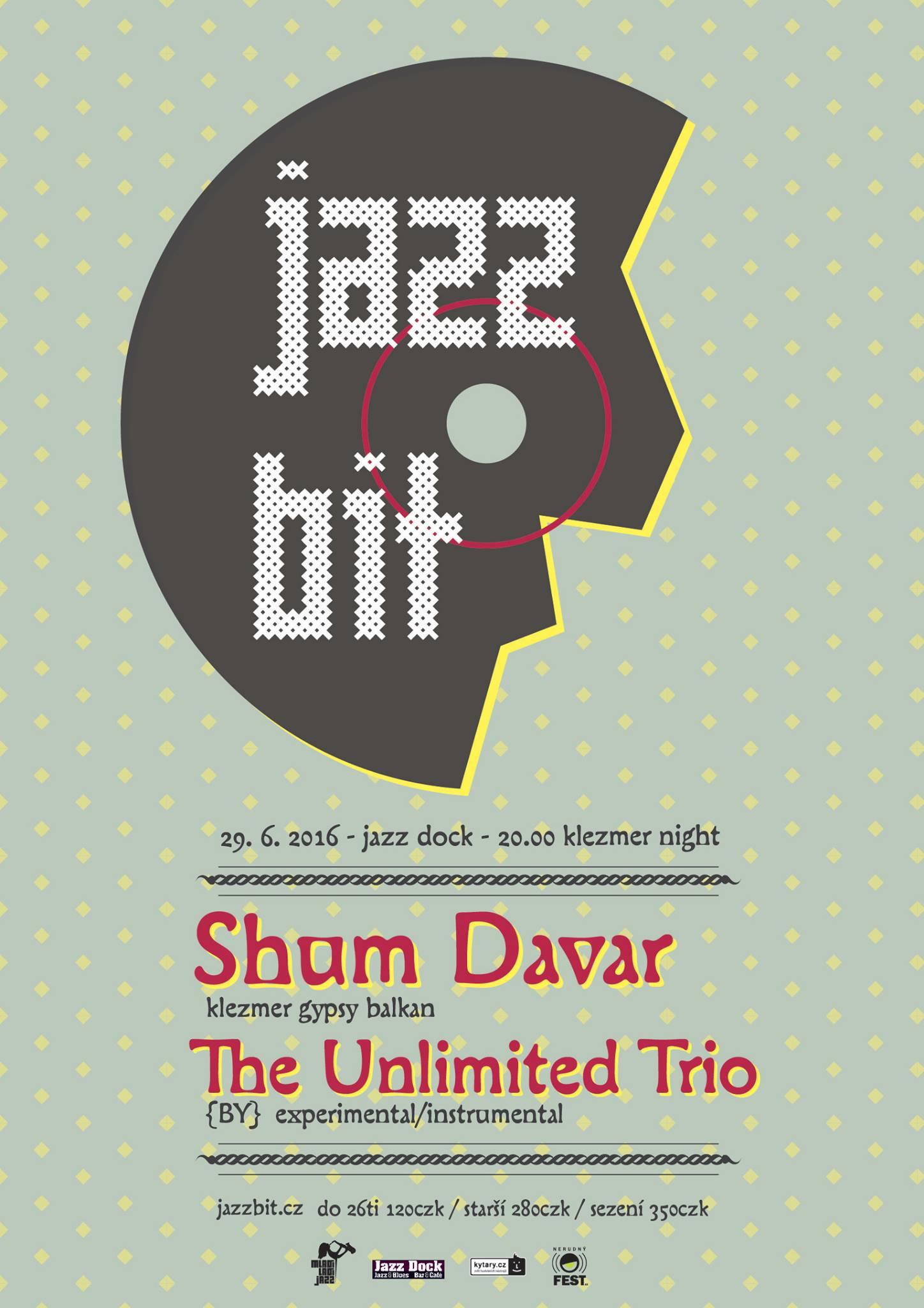 JAZZBIT – SHUM DAVAR & THE UNLIMITED TRIO /BLR/