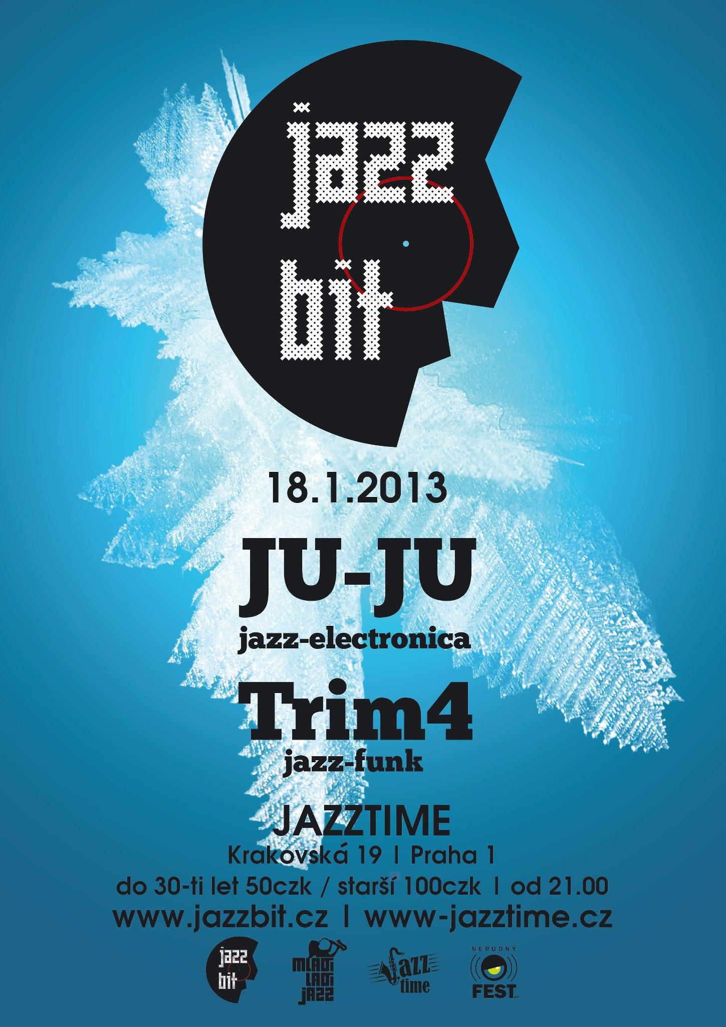 JAZZBIT 01/13 – Ju Ju + Trim4