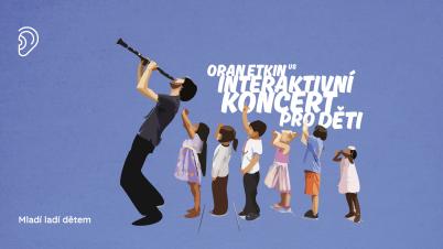Oran Etkin: Interaktivní koncert pro děti vOstravě