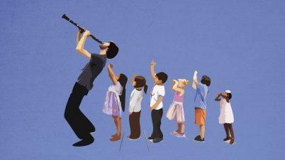 Oran Etkin: An interactive concert for children