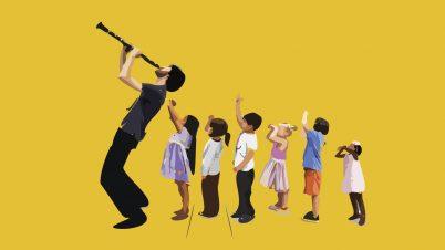 Oran Etkin: Interaktivní koncert pro děti (VYPRODÁNO)