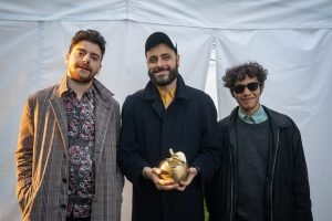 Nicola Guida (IT) wins the international Jazzfruit competition