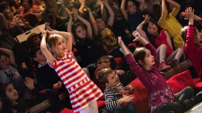 Hudební workshop sOranem Etkinem pro děti do 10 let