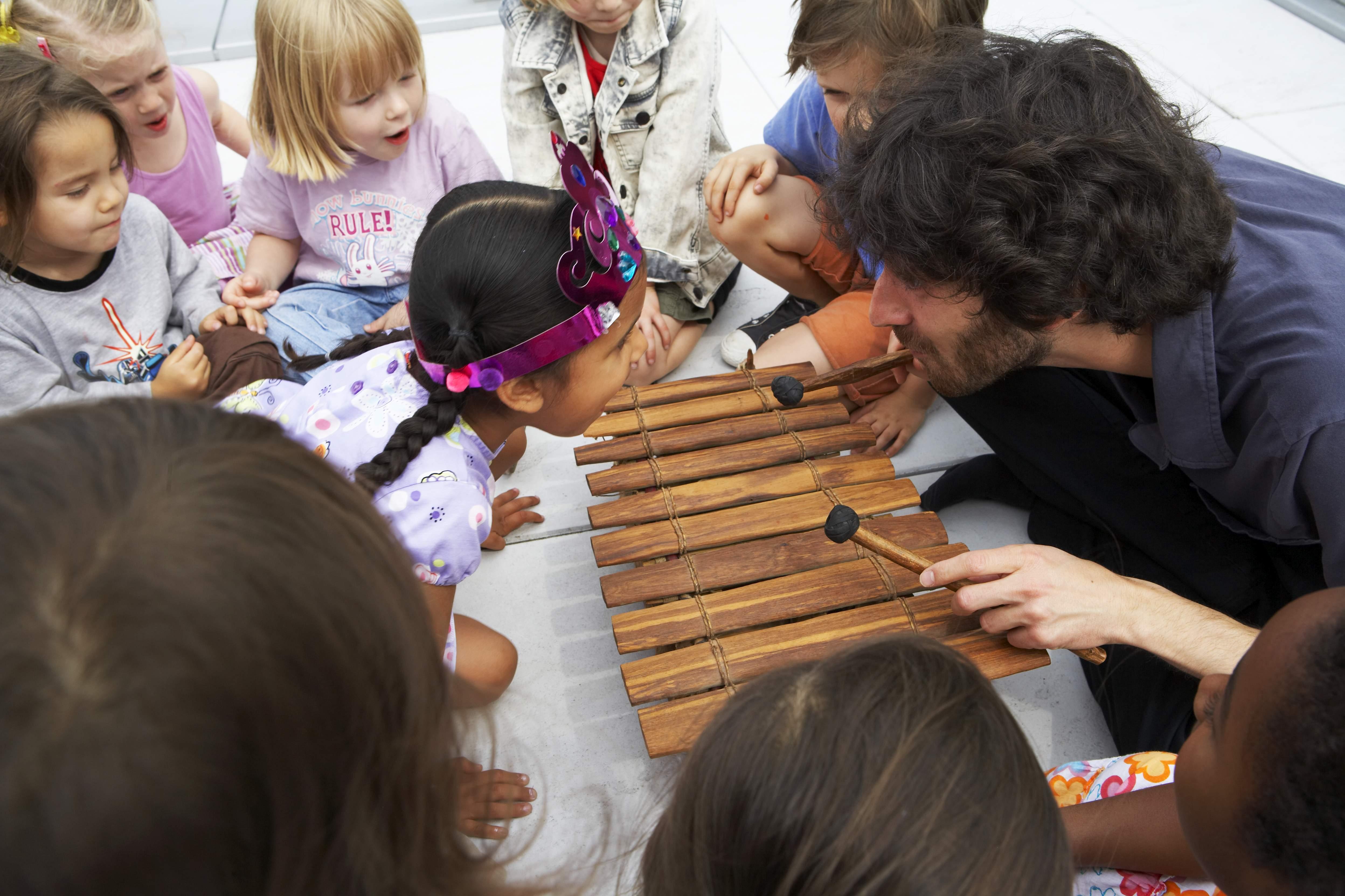 Workshop pro děti vPraze (Studio Alta)