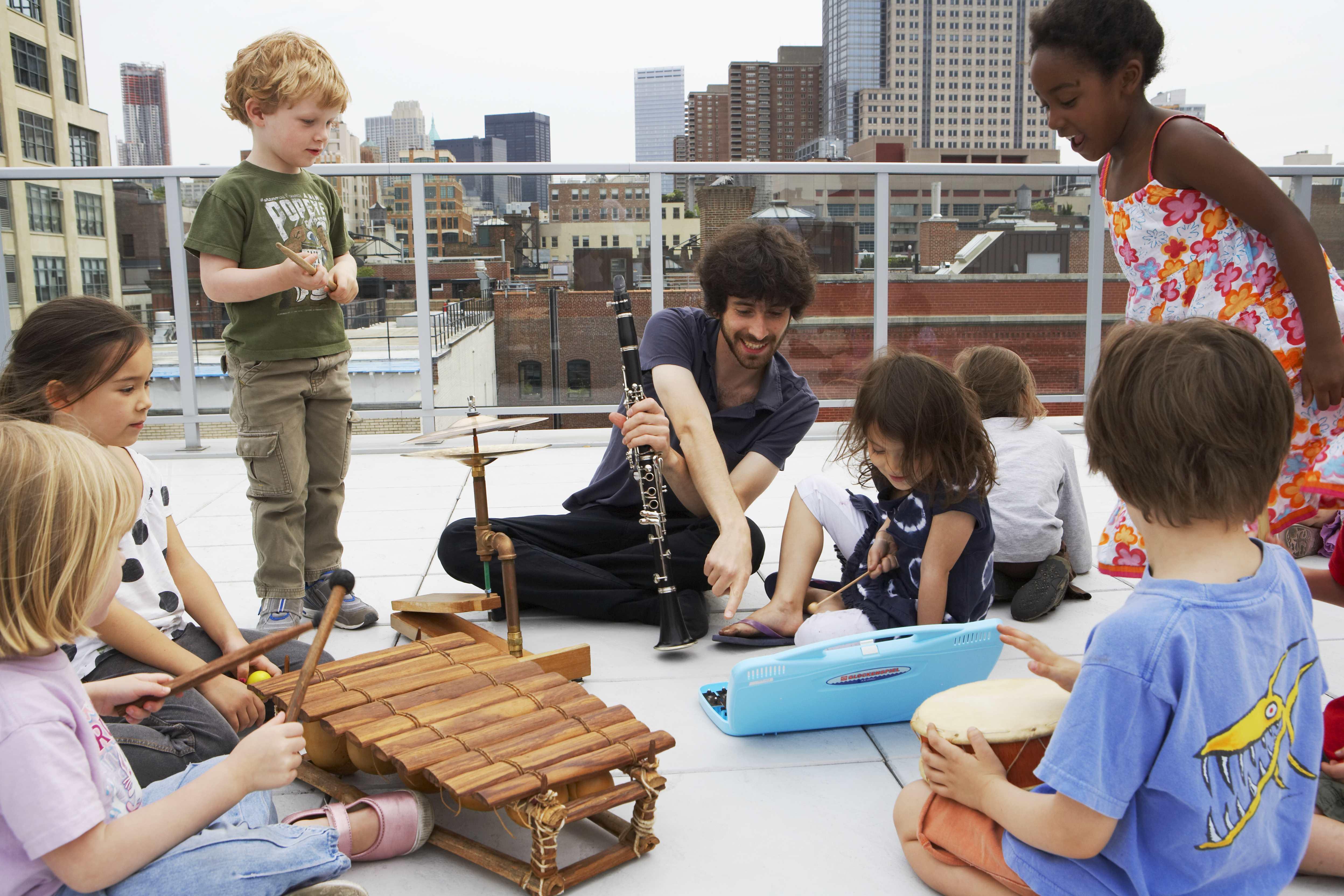Workshop pro děti vLiberci