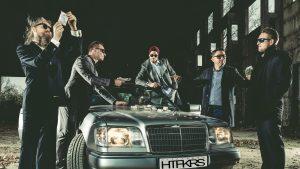 Hitfakers pokřtí své nové album na posledním Jazzbitu tohoto roku