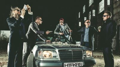 Jazzbit: Hitfakers (křest alba) + Gasoline Rainbow