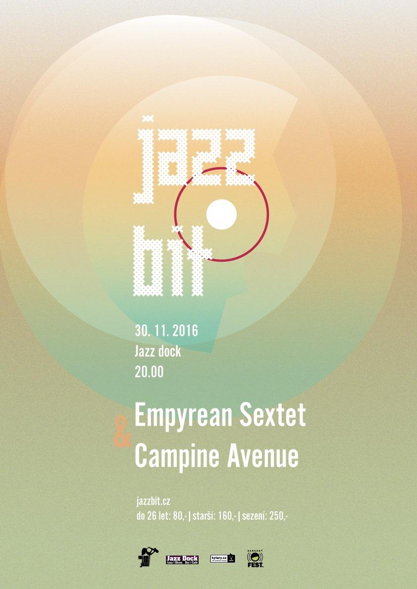 JazzBit – Empyrean Sextet + Campine Avenue