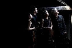 Radio String Quartet Vienna (AUT) + Futur Swing + DJs